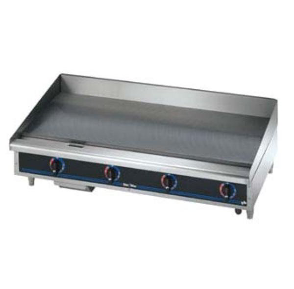 Star 548TGD 48 in Griddle w/ .75-in Steel Plate & Snap Action Thermostat 208/240 V Restaurant Supply