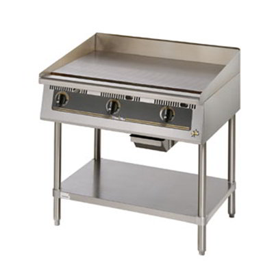 Star 848T 48-in Griddle w/ 1-in Steel Plate & Throttling Thermostat Restaurant Supply