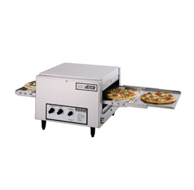 Star Manufacturing 214HXA-208CE Conveyor Oven w/ 3-Upper & 2-Lower Heaters, Stainless, 208 V, CE