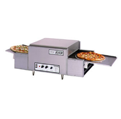 "Star Manufacturing 318HX/3PH-240CE 60"" Proveyor Electric Conveyor Oven - 240/3v"