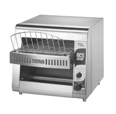 Star Manufacturing QCS1-500B 240 Holman QCS Bagel Conveyor Toaster, Electric, 500 Halves/Hr, 240V