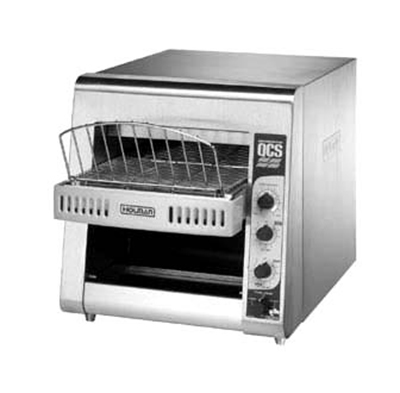 Star Manufacturing QCS2-800A 208 Holman QCS Conveyor Toaster, 800 Slices per Hour, 208 V