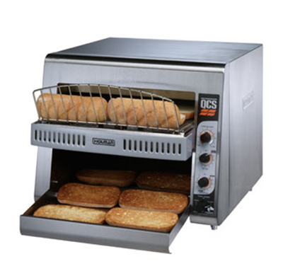 Star Manufacturing QCSE3-950H 240 Conveyor Toaster, Electronic Controls, 950 Slices/Hr, 240 V