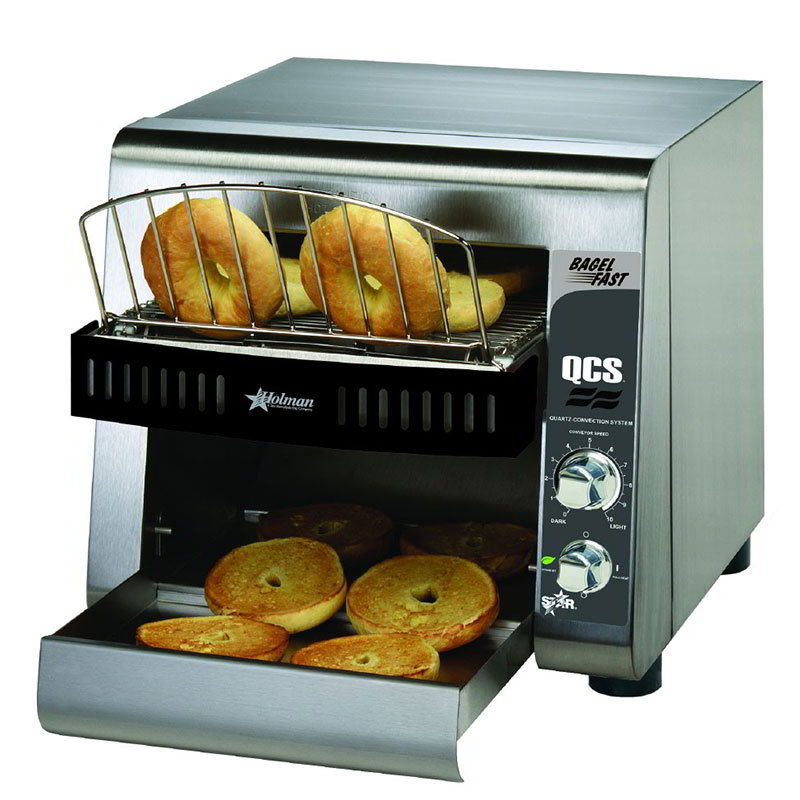 Star Manufacturing QCS1-500B Conveyor Commercial Toaster Oven - 240v/1ph