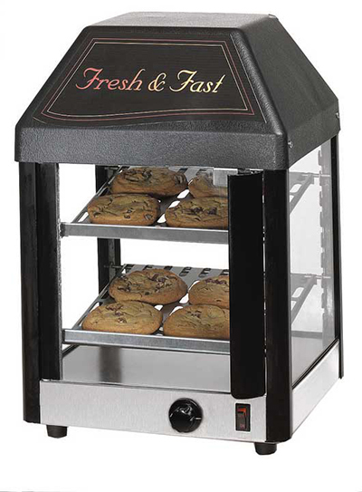 Star Manufacturing 12MC-230 Heated Display Merchandiser, 12-Cookies, Export