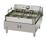 30-lb Fryer w/ Snap Action Thermostat, 1-Pot, 208/240/3v