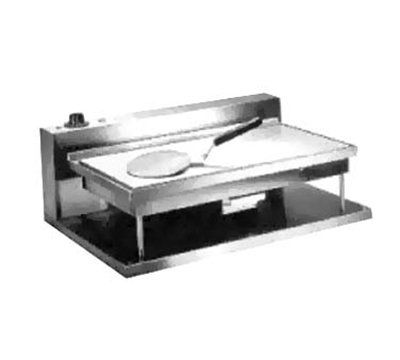 Star Manufacturing BG3-CSA Portable Compact Griddle, 11 x 21.25-in, 3/8-in Aluminum Plate, Export