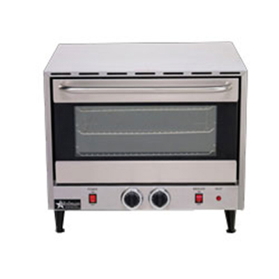 Star Manufacturing CCOH3 Countertop Convection Oven - Fits (3) 1/2-Size Pans, Stainless, 120v