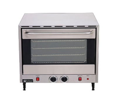 Star Manufacturing CCOH4208240 Electric Half-Size Countertop Convection Oven, 208-240v/1ph