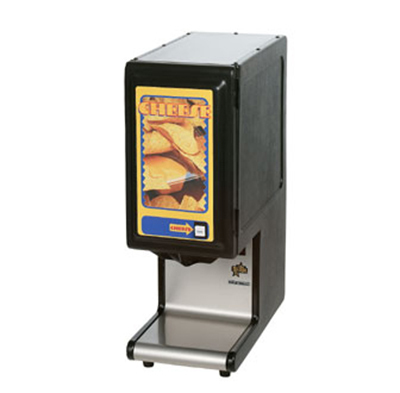 Star Manufacturing HPDE1-230 Single Hot Food Dispenser w/ Peristaltic Pump, Stainless, Export