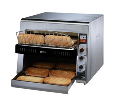 Star Manufacturing QCS3-950HA 240 Holman QCS Conveyor Toaster, High Volume, 950 Slices per Hour, 240 V