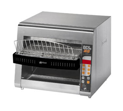 Star Manufacturing QCSE3-1000 208 Conveyor Toaster, Electronic Controls, 1000 Slices/Hr, 208 V