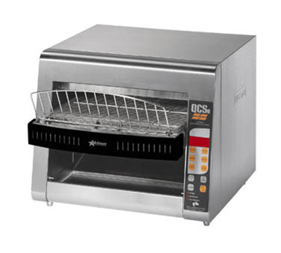 Star Manufacturing QCSE3-1300 240 Conveyor Toaster, Electronic Controls, 1300 Slices/Hr, 240 V