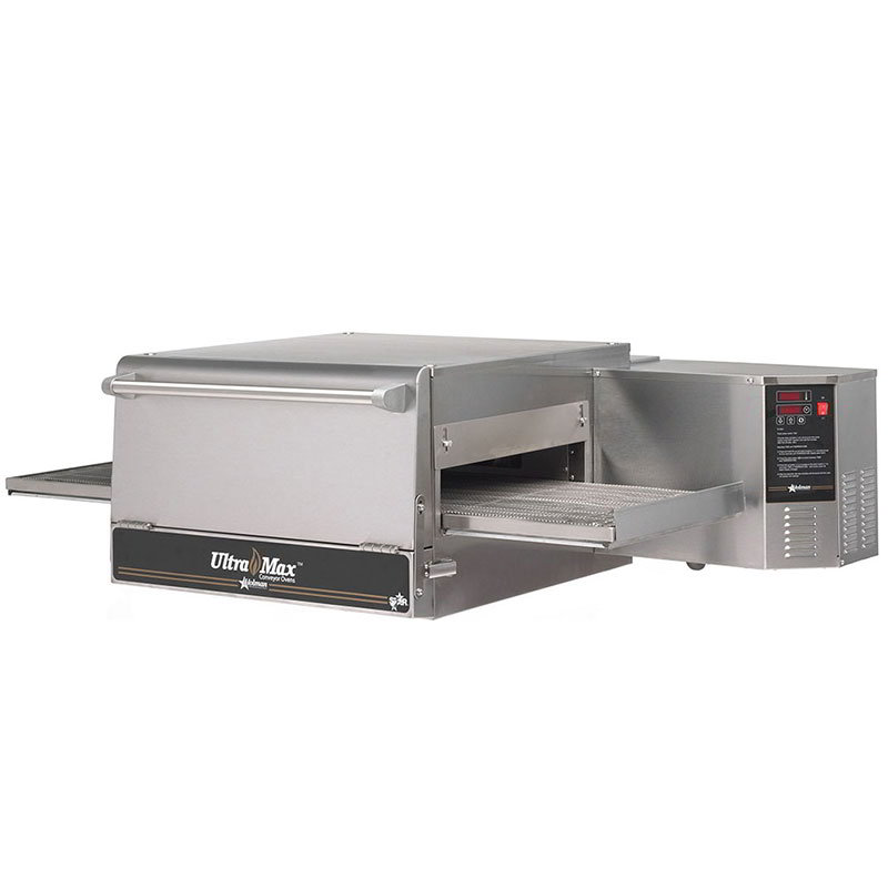 "Star Manufacturing UM1854 60"" Gas Conveyor Oven - NG"