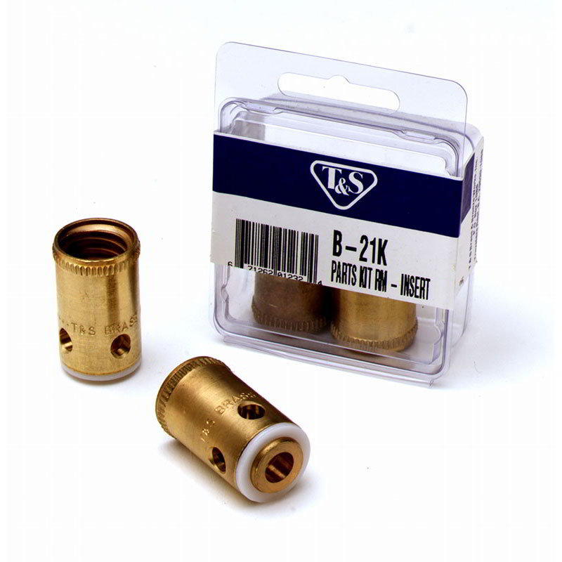 T&S Brass B-21K Externa Cartridge Kit