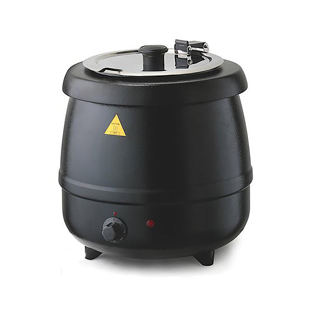 Tomlinson 1021805 Glenray 400 Watt Warmer, Black