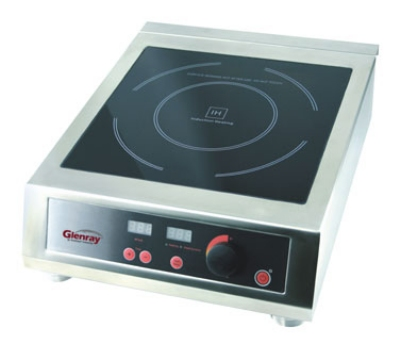 Tomlinson 1022751 Countertop Commercial Induction Cooktop, 240v/1