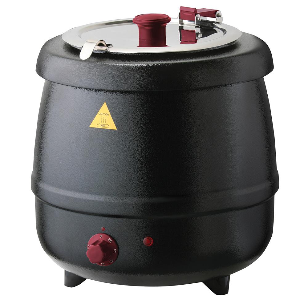 Tomlinson 1024107 Glenray Premium 800 Watt Cooker Warmer, Black