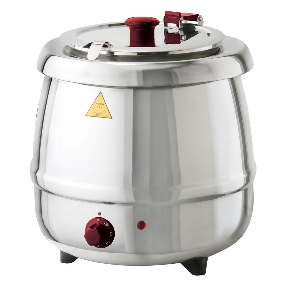 Tomlinson 1024108 Glenray Premium 800 Watt Cooker Warmer, Stainless Steel