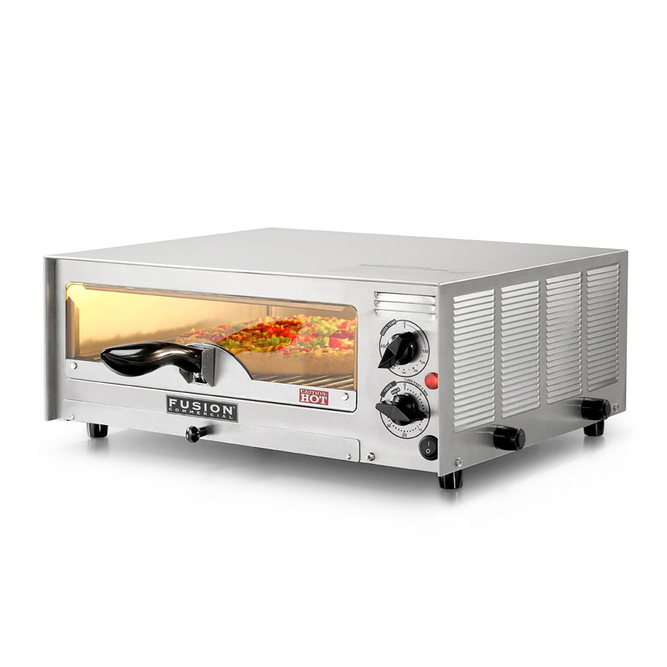 Tomlinson 1024213 Single Pizza Deck Oven, 120v/1