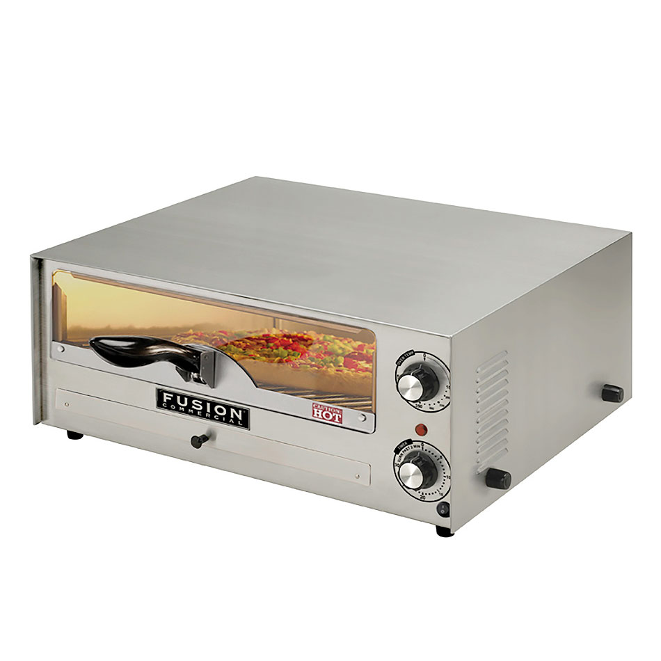 Tomlinson 1024344 Single Pizza Deck Oven, 120v/1