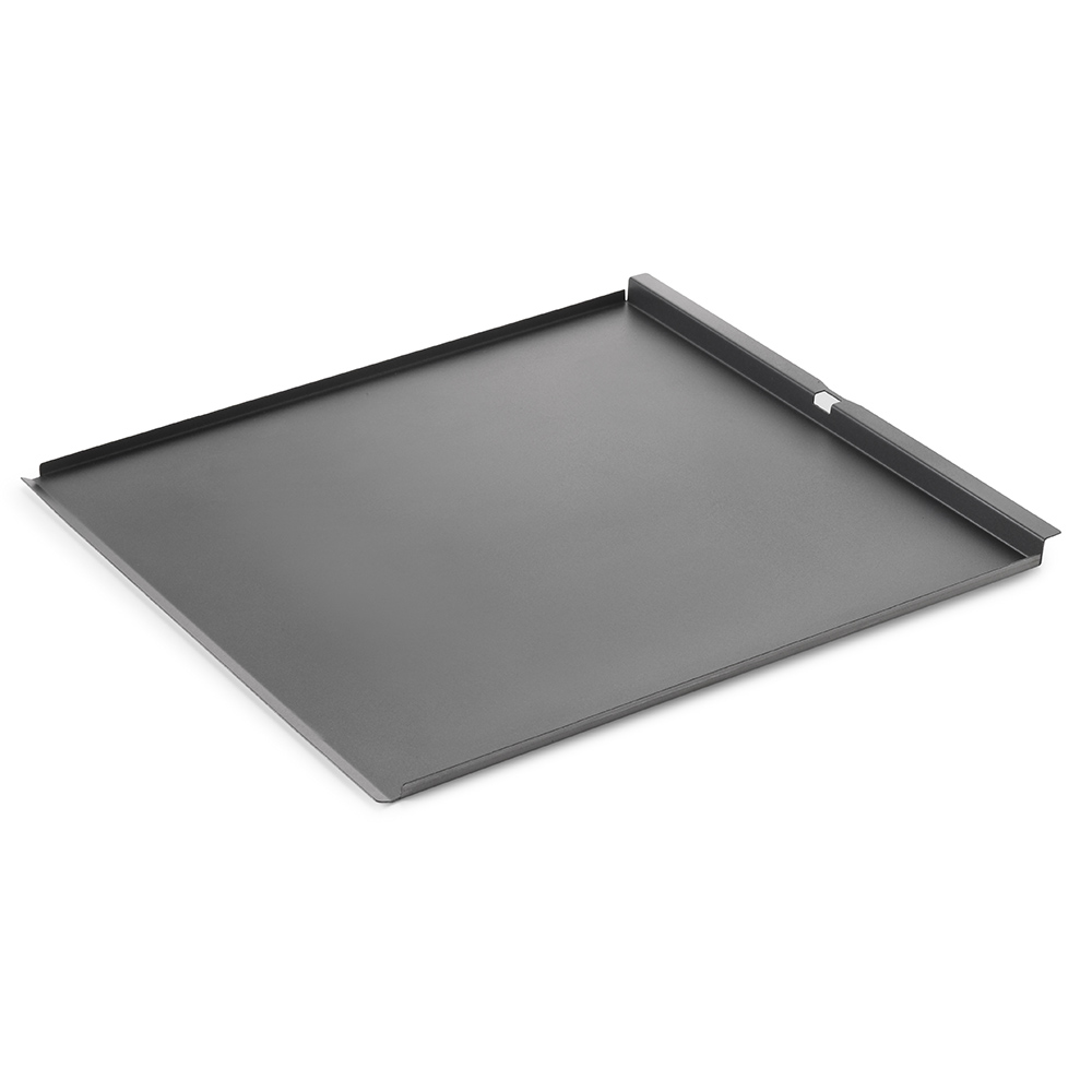 "Tomlinson 1024700 12"" Baking Sheet - Non-St"