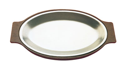 Tomlinson 1006336 Lightweight Dinner Platter Holder For 8 x 12-in Plat