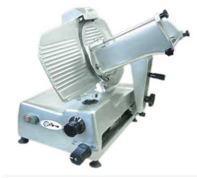Univex 6612S 115 Automatic Slicer w/ 12-in Blade, 40 Strokes Per Minute, Sharpener, 115/1V