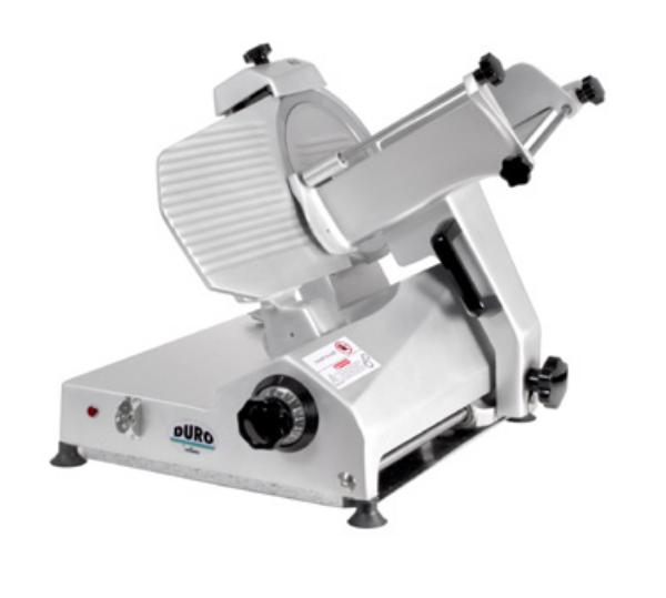Univex 7510 1151 Manual Angle Feed Duro Slicer, 10-in Diam. Knife, 115/1