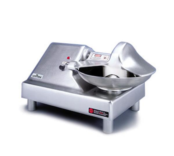 Univex BC14 14-in Diam. Stainless Bowl Cutter,  24-RPM, 3500-cuts/