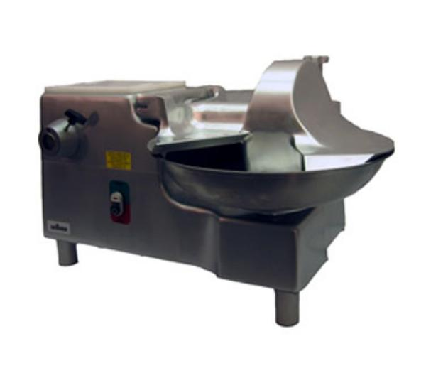 Univex BC18 Stainless 18-in Diam. Bowl Cutter, 3,768-Cuts/min 1-HP Motor
