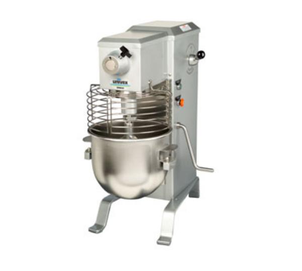 Univex SRM20 1151 20-qt Food Mixer w/ Variable Speed Drive, 1/2-HP