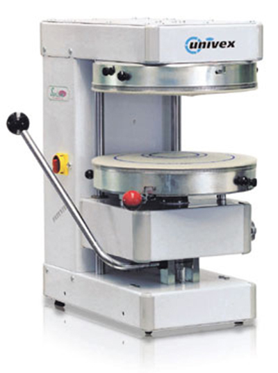 Univex SPZ50 Dough Rounder w/ 19-3/4-in Ring, Automatic