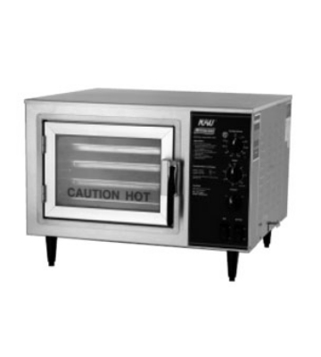 Nu-Vu XO-1 Half-Size Countertop Convection Oven, 120v/1ph