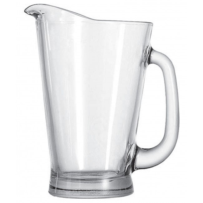 Anchor 1155UR 55-oz Glass Beer Wagon Pitcher