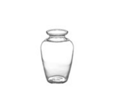 Anchor 31193 5-in Empress Vase, Crystal