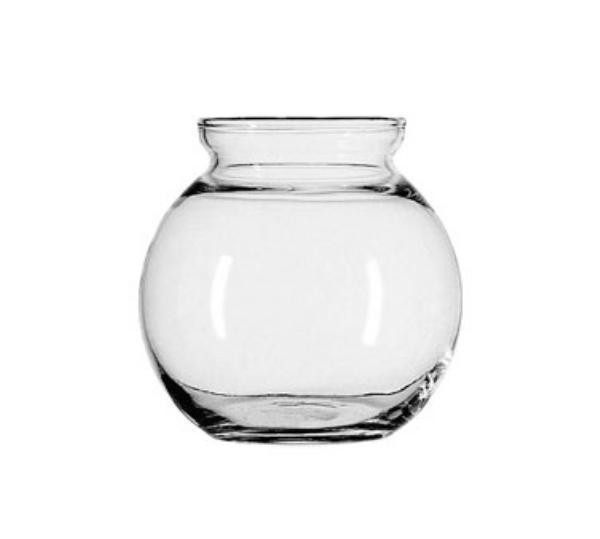 Anchor 3354K Ivy Ball Lamp Globe, Glass, 4in