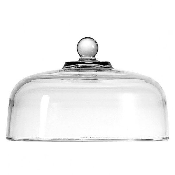 Anchor 340Q 11.25-in Sure Guard Glass Cake Dome