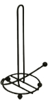 Paper Towel Holder, Black