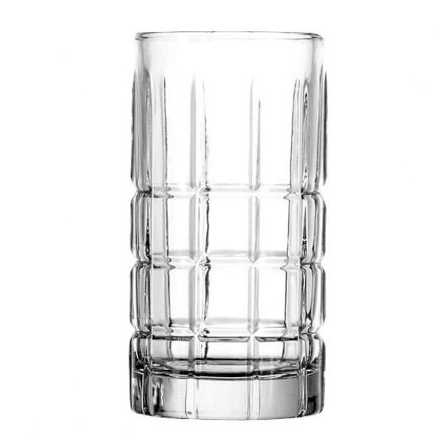 Anchor 68347 16 oz Manchester Large Tumbler, Crystal