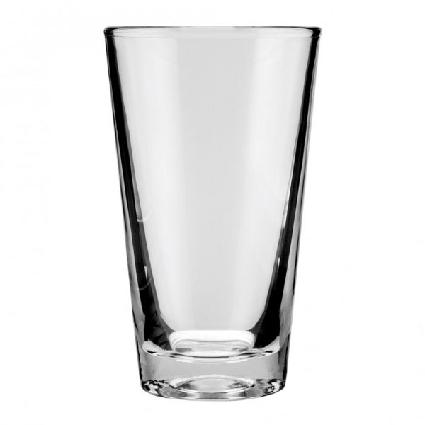 Anchor 77174 Mixing Glass, Rim - Tempered, 14 oz
