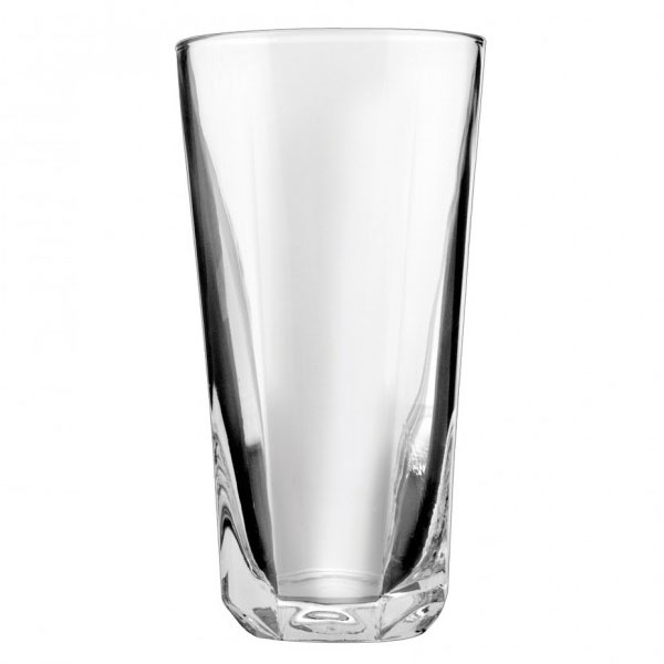 Anchor 77780 Clarisse Cooler Glass, Rim-Tempered, 20 oz
