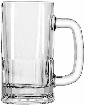 Anchor 18U Beer Mug, 12 oz.