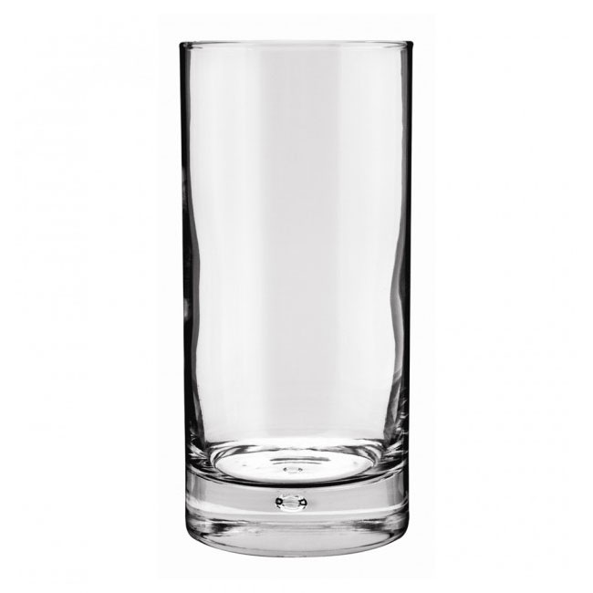 Anchor 80442 Disco Cooler Glass, Rim-Tempered, 17 oz.