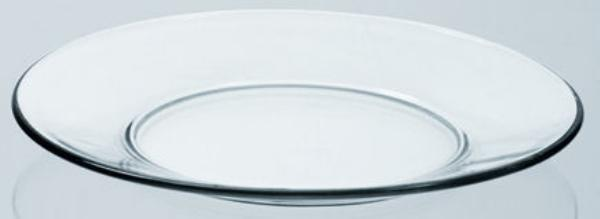 Anchor Hocking 842F 8 in Presence Plate Crystal Restaurant Supply