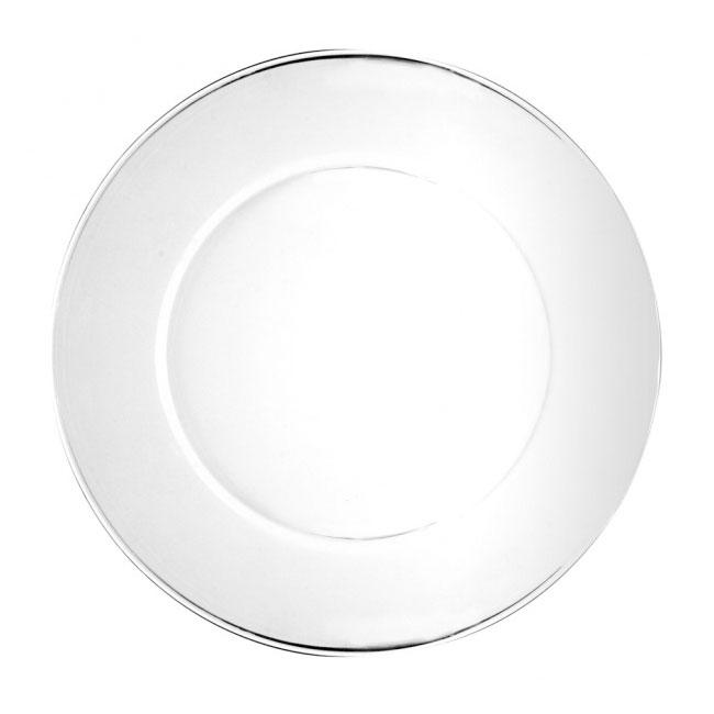 Anchor 86334 13 in Presence Serving Platter, Crystal
