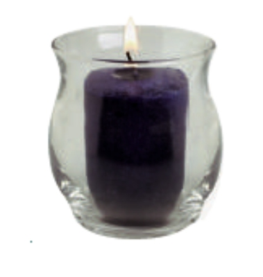 Anchor 88638 4.5-oz Hurricane Votive, Crystal