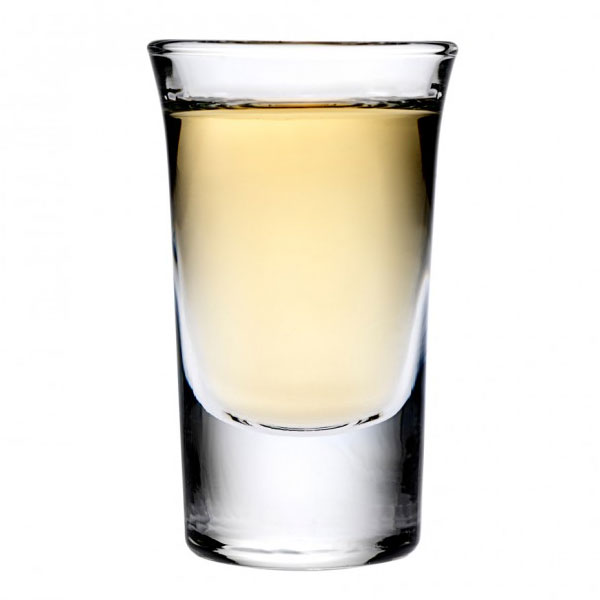 Anchor 90246 Tequila Shooter Shot Glass, 1.5-oz