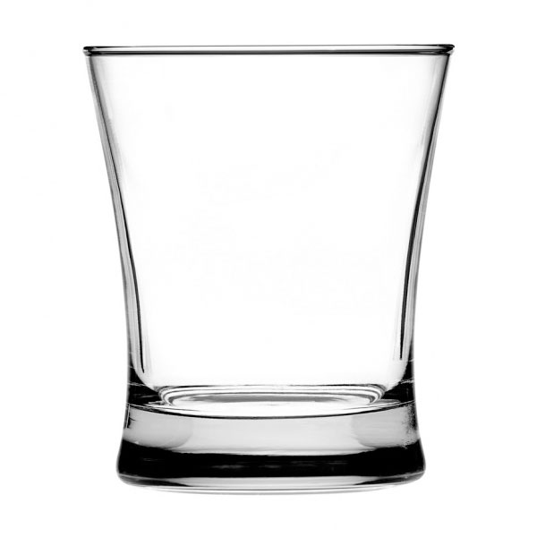 Anchor 93068 12 oz Linden Small Tumbler, Crystal