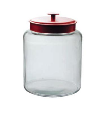 Anchor 94595 2-gal Montana Jar w/ Red Metal Cover